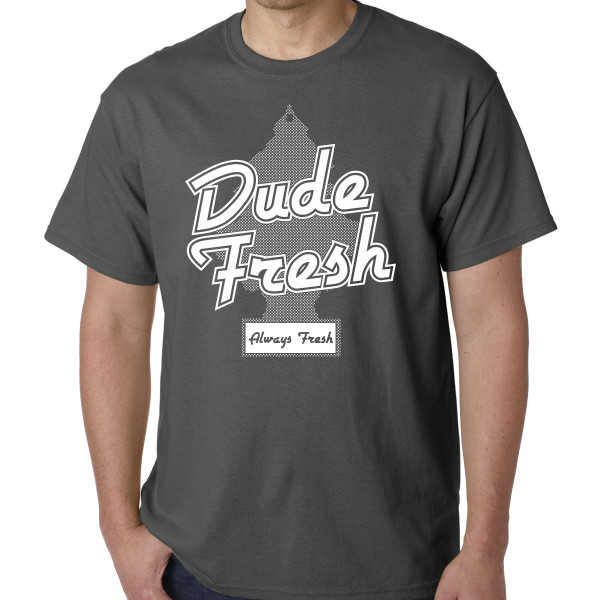Fresh Charcoal Shirt