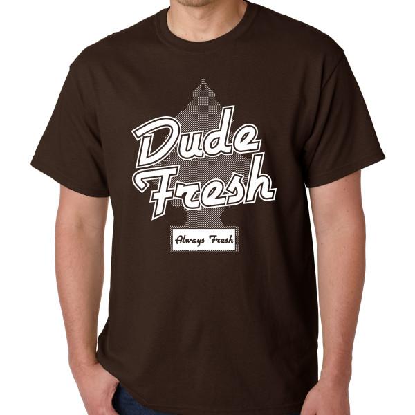 Fresh Brown T shirt